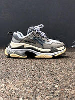Кроссовки Balenciaga Triple S Grey Royal