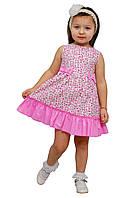 Сарафан детский для девочки М -1077 рост 86 92 98 и 104 вельвет х/б, фото 1