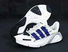 Мужские кроссовки Adidas LXCON Cloud White Active Blue DB3528,  Адидас LXCON, фото 2