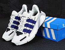 Мужские кроссовки Adidas LXCON Cloud White Active Blue DB3528,  Адидас LXCON, фото 3