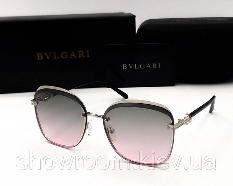 Женские солнцезащитные очки Bvlgari (0212) rose