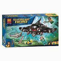 """Конструктор Bela 11024 """"Аквамен: Чёрная Манта наносит удар"""" (аналог Lego Super Heroes 76095), 253 дет, фото 1"""