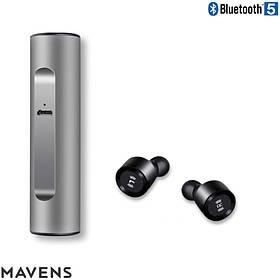 Беспроводные сенсорные наушники Mavens S5 TWS bluetooth 5.0