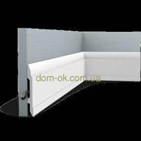 Плинтус из дюрополимера Orac Decor SX104