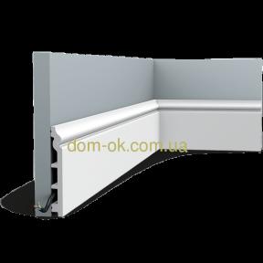 Плинтус из дюрополимера  Orac Decor SX118