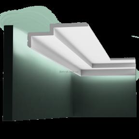 Профиль для скрытого освещения из дюрополимера  Orac Decor C391