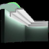 Профиль для скрытого освещения из дюрополимера  Orac Decor C390