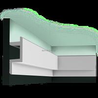 Профиль для скрытого освещения из дюрополимера  Orac Decor C383