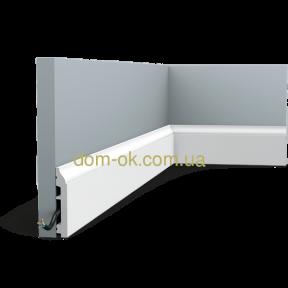 Плинтус Орак Декор /дюрополимер  SX172