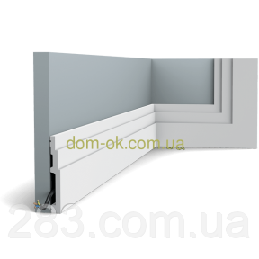 Плинтус Орак Декор /дюрополимер  SX180