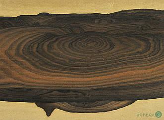 Шпон Зирикоте (строганный) Logs - 0,55 мм 2,60 м +/10 см+