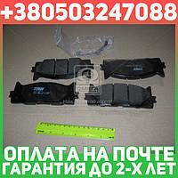 ⭐⭐⭐⭐⭐ Колодки тормозные ТОЙОТА CAMRY передние (производство  TRW) ЛЕКСУС,ТОЙОТА,ЕС, GDB3429