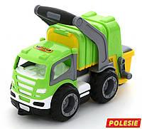 """Игрушка Polesie """"ГрипТрак"""", автомобиль коммунальный (в сеточке) (6257)"""