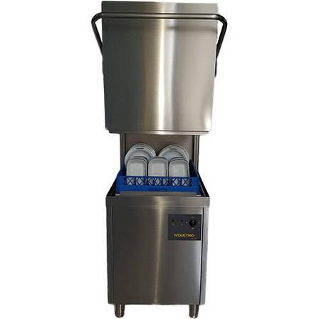 Купольная посудомоечная машина WZ-100-RDP Ndustrio (Турция), фото 2