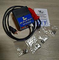 Горячий степлер паяльник ZET для пайки Бамперов и пластика