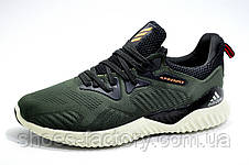 Мужские кроссовки в стиле Adidas Alphabounce Beyond, Green\Khaki, фото 3