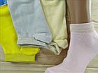 """Женские носки демисезонные  """"СТИЛЬ ЛЮКС"""" Style Luxe хлопок  38-40 ассорти  НЖД-021265, фото 6"""