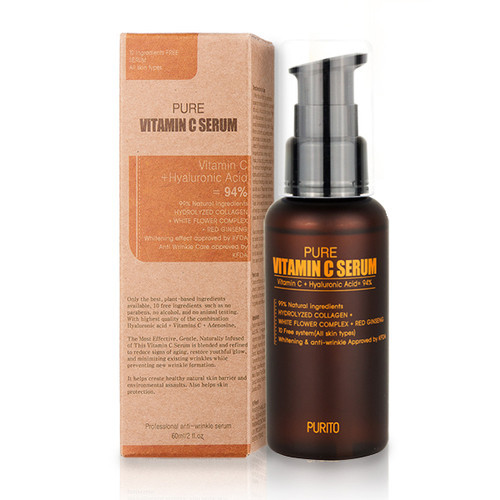 Purito Pure Vitamin С Serum Сыворотка с витамином С