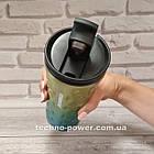 Термокружка Starbucks 500 мл 3D Градиент. Термостакан Старбакс, фото 5