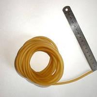 Резинка для рогатки пустотелая (5 м)
