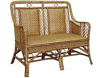 """Диван """"Черниговчанка"""". Плетеная мебель из лозы."""