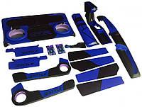 Преобразите своё авто с помощью набора для тюнинга салона, подходит для ВАЗ 2108 / 2109 / 21099, кожзам