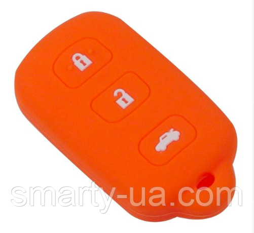 Силіконові чохли для ключів Toyota Camry, Avalon