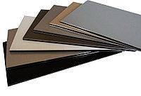 Алюминиевая композитная панель SKYBOND графит темный, 3 мм (0,21 / 0,21), лист 1250х5800 мм