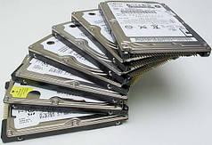 """Вінчестер для ноутбука 80GB SATA 2,5"""" б/у"""