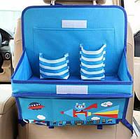 Органайзер со столиком на спинку сидения автомобиля АО-602