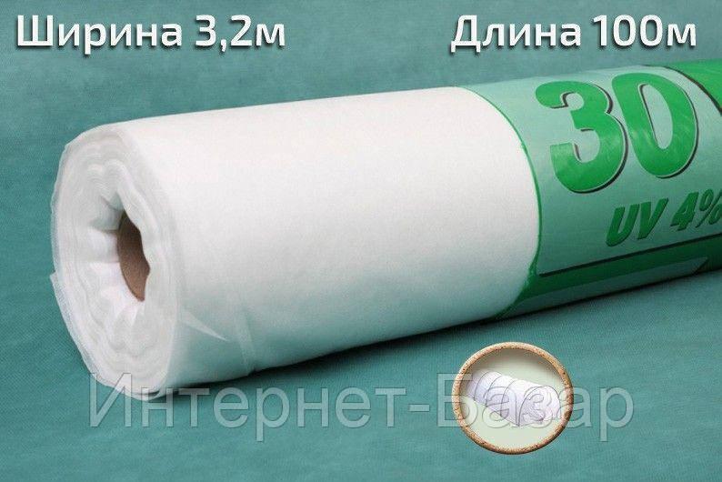 Агроволокно Agreen 30 (3,2*100) рулон