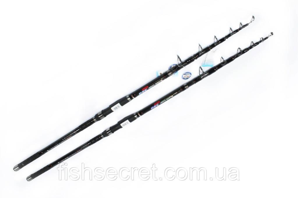 Спиннинг SIWEIDA Black Carp  3,6м (3lbs)