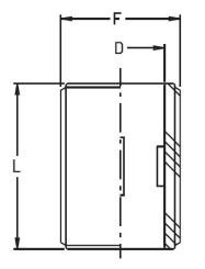 """Коннектор резьбовой G 1 """"GEOLINE 8052251 (папа), фото 2"""