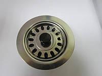 Вентиль без перелива (слив, диаметр 70 мм), фото 1