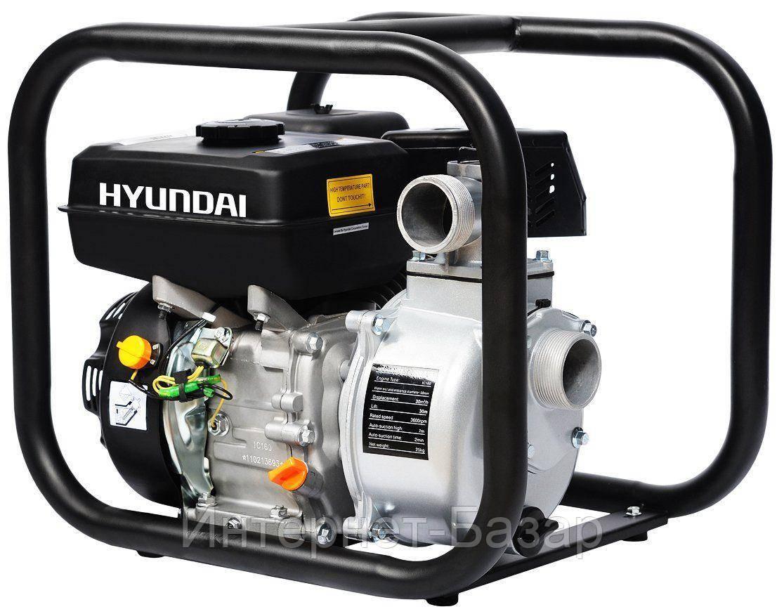 Мотопомпа Hyundai HY 81