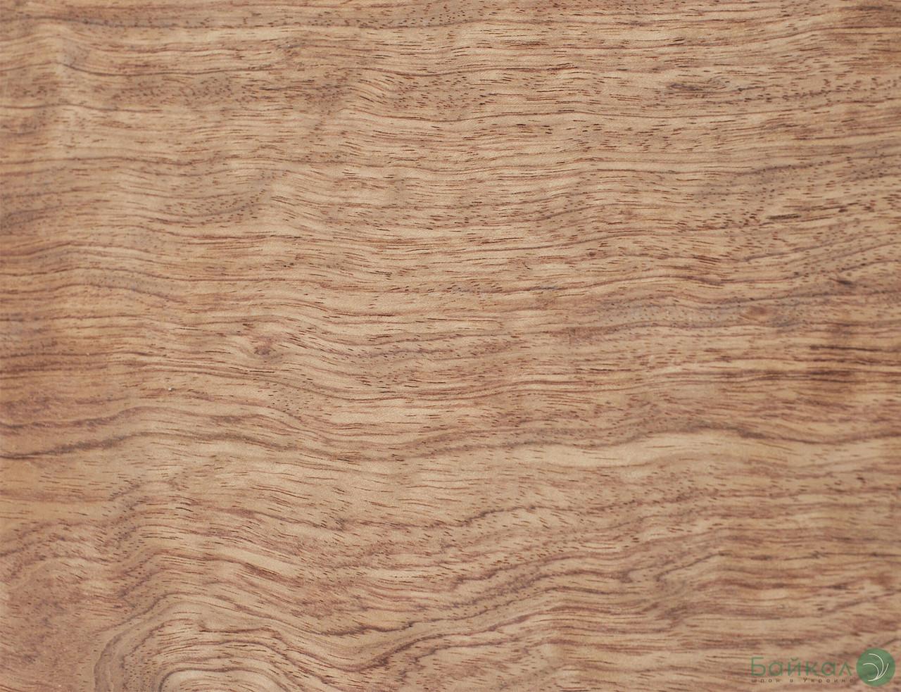 Шпон строганный Бубинга Кевазинго Logs - 0,55 мм 2,10-2,55 м/10 см+