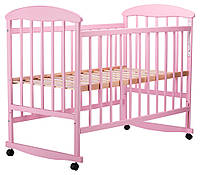 Кровать Наталка ОР  ольха розовая, фото 1