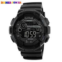 Мужские военные часы SKMEI 1243 (Black)