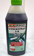 Биозащита для обработки конструктивной древесины Concentrat 1:9 «Байрис» 1 л