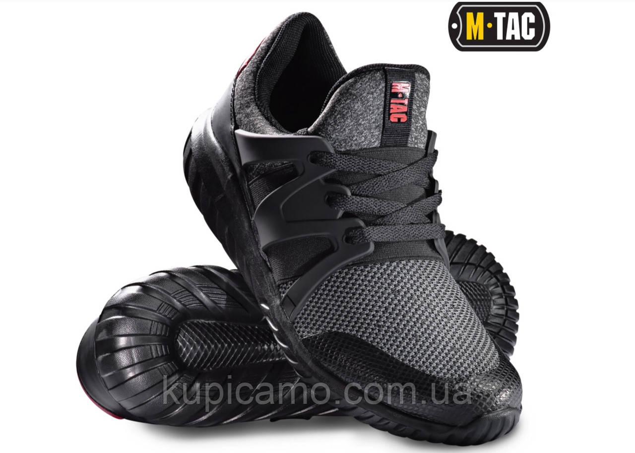 "Кроссовки ""M-Tac"" Trainer Pro Vent black/grey"