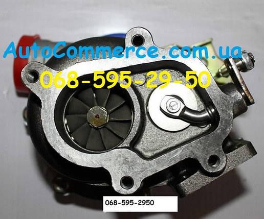 Турбокомпрессор (турбина) FAW 1051, ФАВ 1051 V=3.2, фото 2