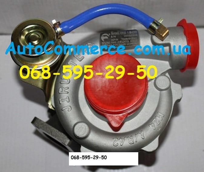 Турбокомпрессор (турбина) FAW 1051, ФАВ 1051 V=3.2