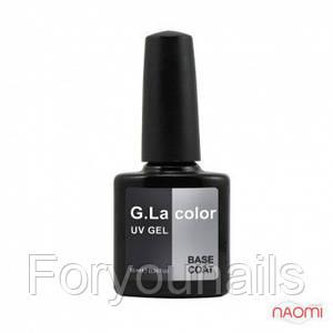 База для гель-лака G.La color UV GEL BASE COAT, 10мл