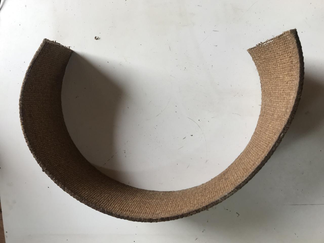 Накладка тормозной ленты для трактора ТДТ 55 08 мм