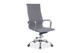 Кресло поворотное Q-040 материал