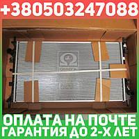 ⭐⭐⭐⭐⭐ Радиатор охлаждения двигателя TRANSIT 1.8 MT +AC 02- (Van Wezel) ФОРД,ТУРНЕО, 18002382
