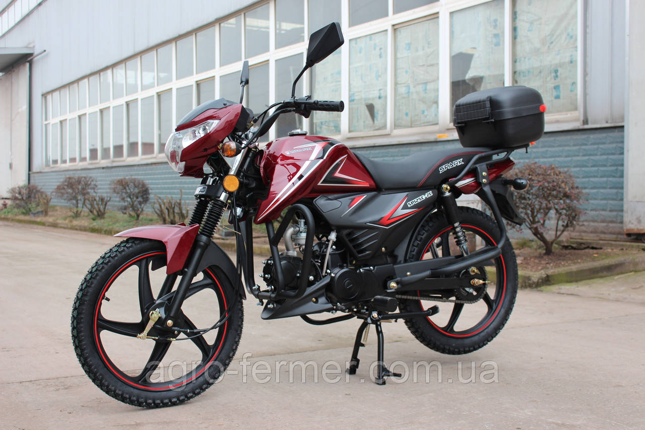 Мотоцикл Spark SP125C-2C (безкоштовна доставка)