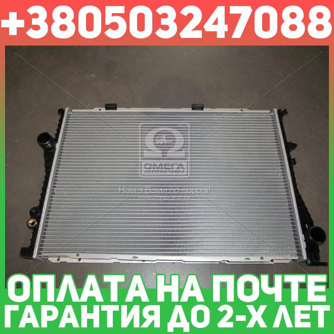 ⭐⭐⭐⭐⭐ Радиатор охлаждения двигателя БМВ 525TDS E39 MT/AT 95- (Van Wezel) 7, 06002202