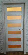 Двери EcoDoors Focus 7 Дуб беленый