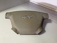 Крышка руля/ Заглушка руля центральная (без Airbag) Чери Амулет А15 / Chery Amulet A15  A15-3402030CB